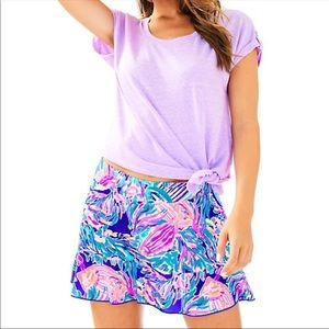 Lilly Pulitzer Luxletic Sierra Athletic Skort XS